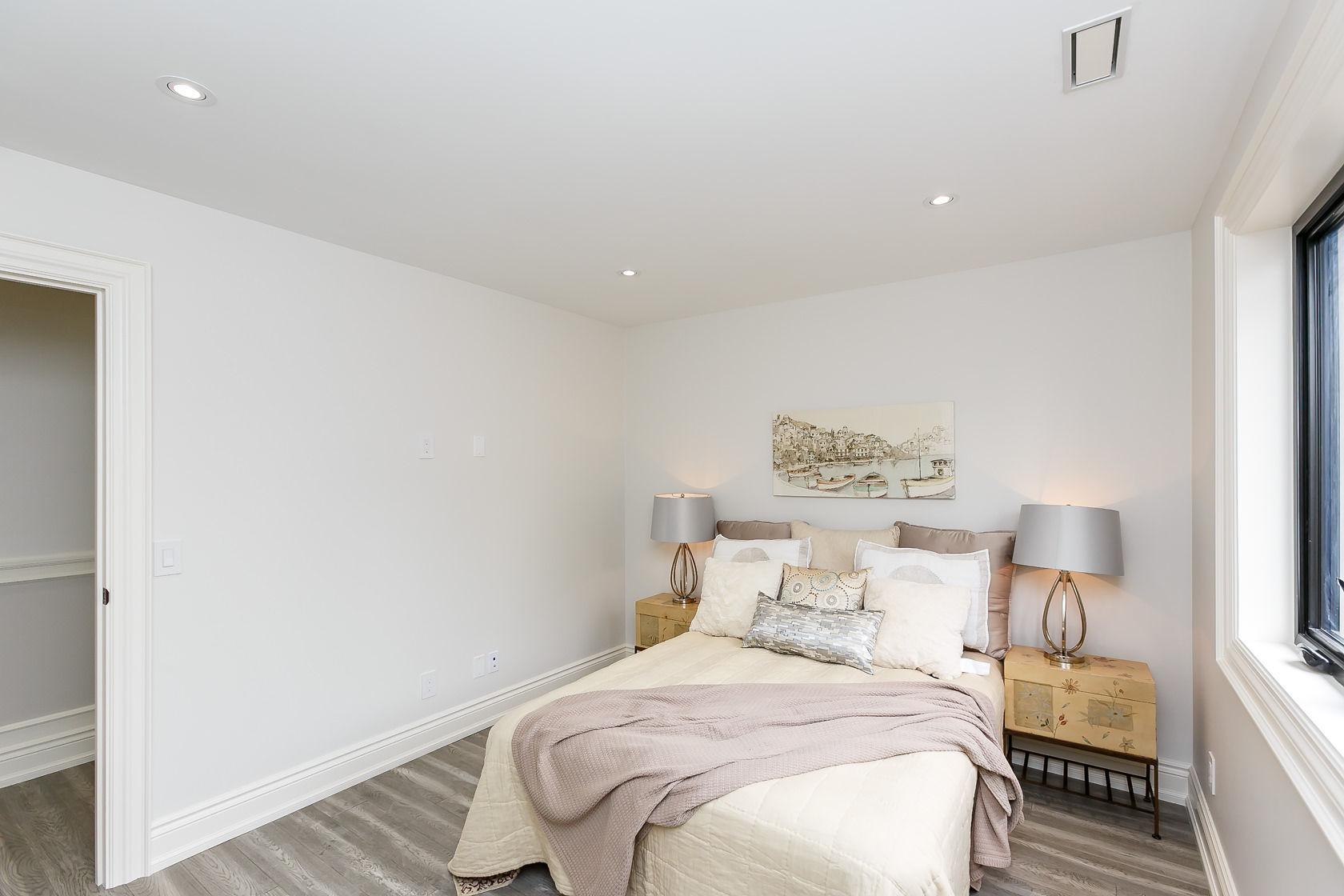 Third Bedroom Corner, 49 Rossburn, Etobicoke Home Staging