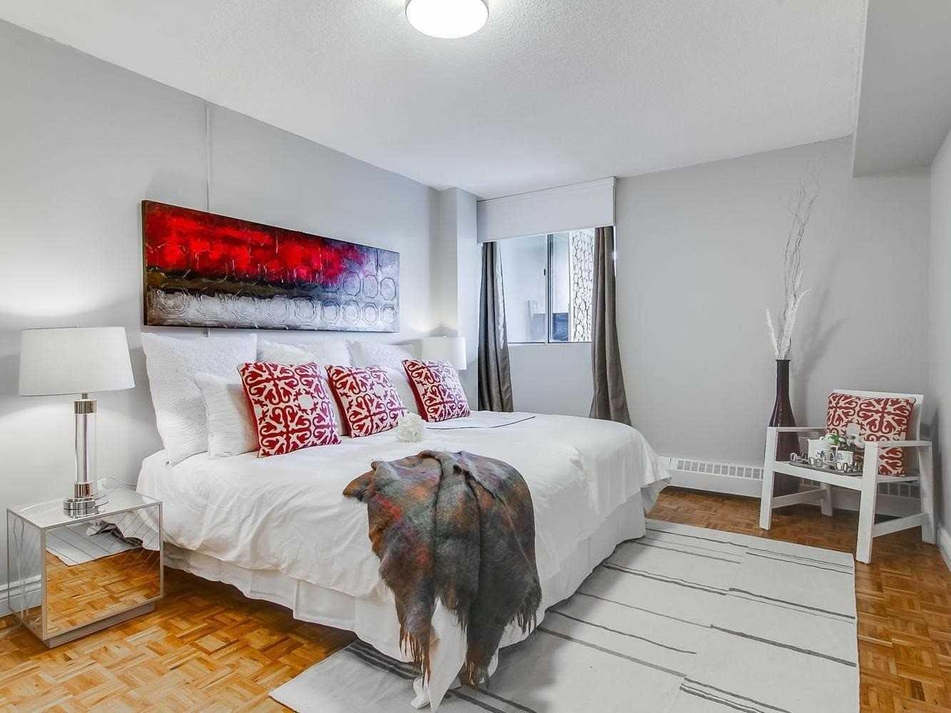 Second Bedroom, 3380 Eglinton, Scarborough Condo Staging
