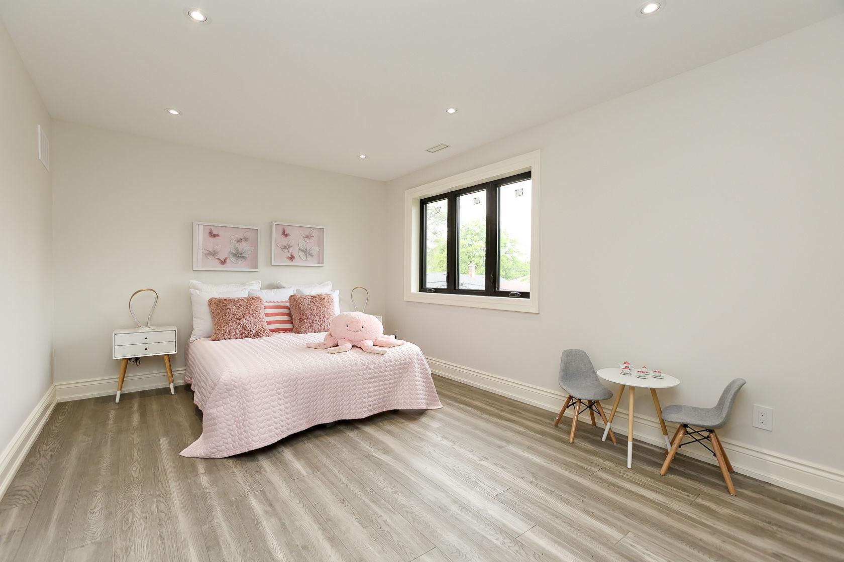 Second Bedroom, 49 Rossburn, Etobicoke Home Staging