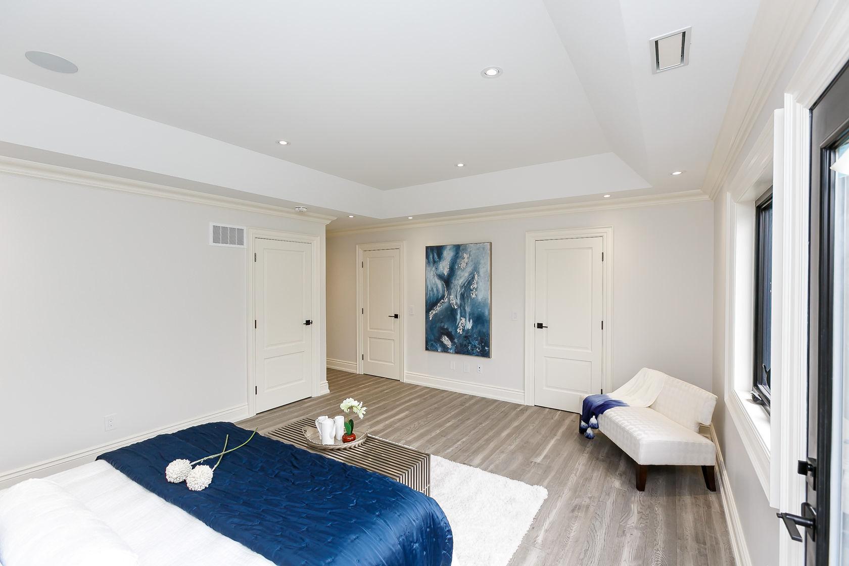 Master Bedroom Closet, 49 Rossburn, Etobicoke Home Staging