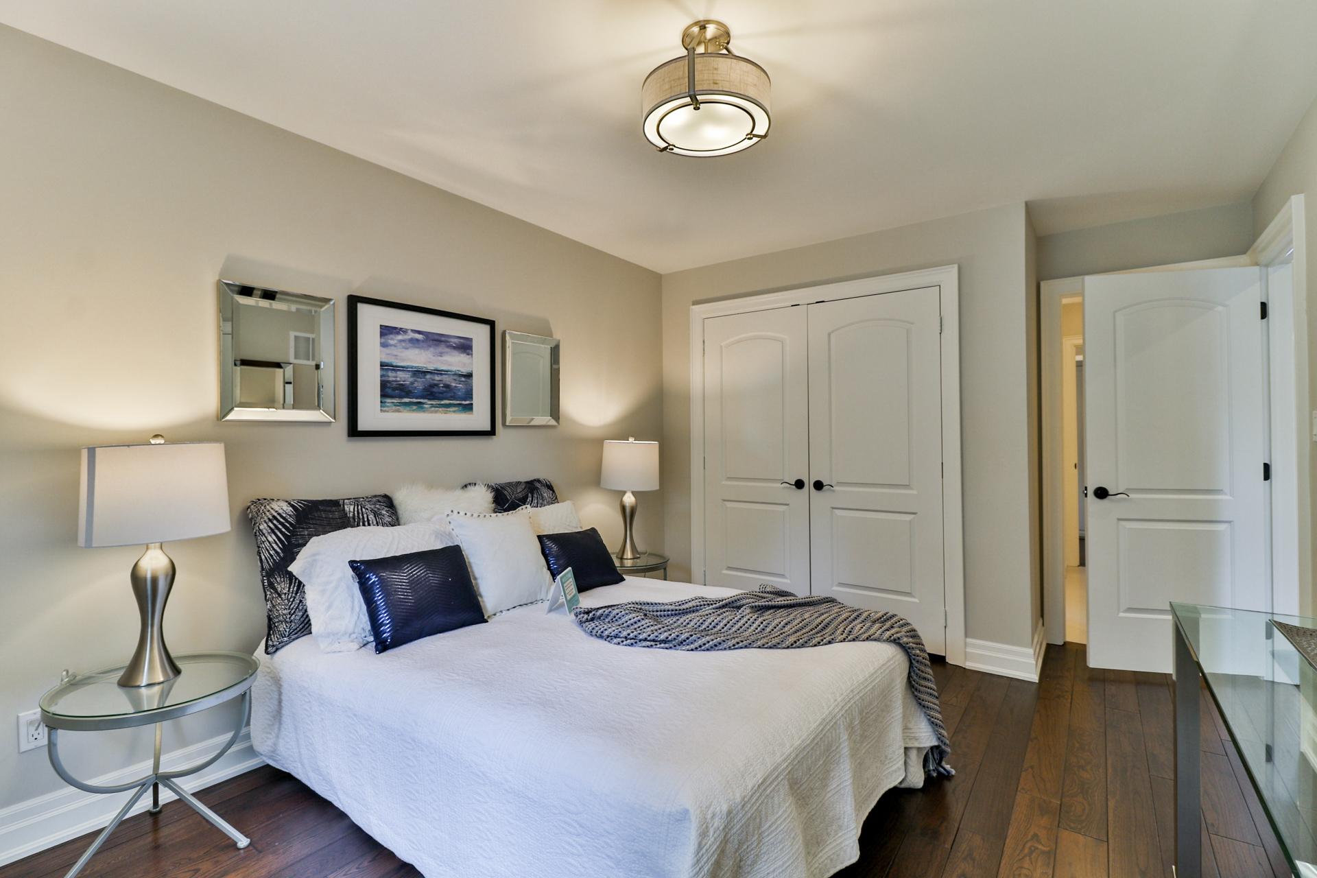 Second Bedroom, 149 Shaver, Etobicoke Home Staging